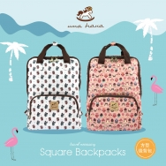 B10 Square Backpacks